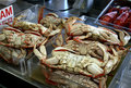 Free Fresh Crabs At Fisherman S Market Royalty Free Stock Image - 6524656