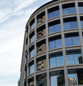 Free Curved Building 5 Royalty Free Stock Images - 6525739