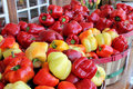 Free Colorful Peppers Stock Photography - 6526402