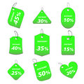 Free Green Tags - Discount Stock Images - 6529124