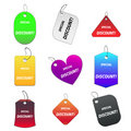 Free Tags - Special Discount 2 Royalty Free Stock Photography - 6529847