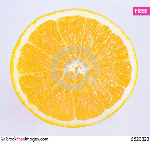 Free Orange Slice Stock Photos - 6520323