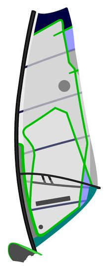 Free Windsurf Stock Image - 6520551