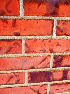 Brick Wall 03 Stock Photos