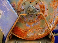 Rusty 03 Royalty Free Stock Photography