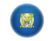 Free Leo - Zodiac Golden Sign Stock Image - 6521081