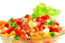 Free Salad Stock Image - 6521611