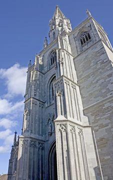 Catholic Cathedral 2 Royalty Free Stock Image