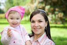 Free Mother And Daughter Royalty Free Stock Images - 6522499