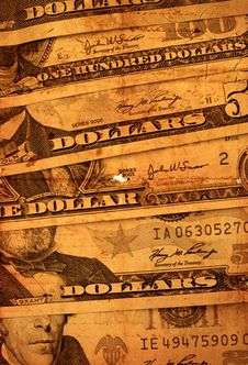 Free Old Dollar Stock Image - 6522811