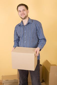 Free Moving In Stock Image - 6522881