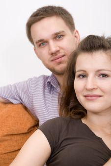 Free Happy Couple Stock Photography - 6522912