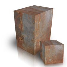 Free Metal Box Stock Photography - 6522922
