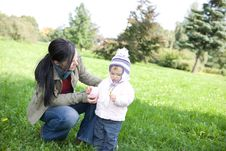 Free Mother And Daughter Royalty Free Stock Photos - 6523168