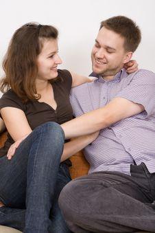 Free Happy Couple Stock Photography - 6523182