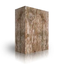 Free Wooden Box Stock Photography - 6523272
