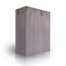 Free Metal Box Stock Photography - 6523392