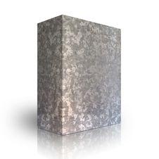 Free Metal Box Royalty Free Stock Photo - 6523465