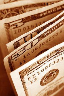 Free Dollars Royalty Free Stock Image - 6523596