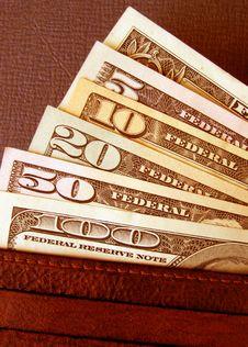 Free Dollars Stock Image - 6523621