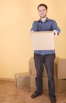 Free Moving In Royalty Free Stock Images - 6524039