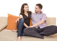 Free Happy Couple Stock Image - 6524161