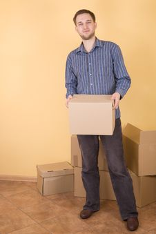 Free Moving In Stock Photography - 6524322