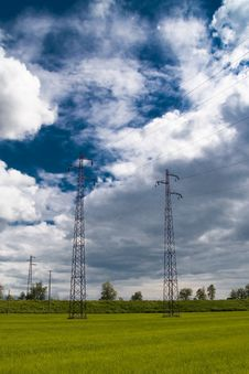 Free My Electricity Stock Photo - 6525050