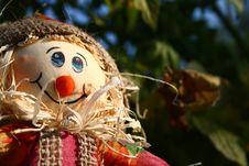 Free Scarecrow Royalty Free Stock Photos - 6525058