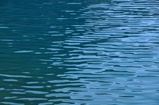 Free Blue Water Royalty Free Stock Photo - 6525355