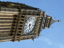 Free Big Ben Royalty Free Stock Image - 6525966