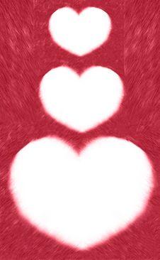 Free Heart Shapes Illustration Royalty Free Stock Image - 6527056