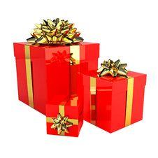 Free Happy Gift Boxes Set Stock Photo - 6527260
