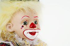 Free Clown Face Stock Photos - 6527513