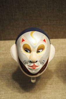 Free Figure Of Beijing Opera Royalty Free Stock Images - 6527759
