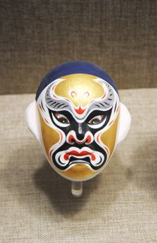 Free Figure Of Beijing Opera Royalty Free Stock Photos - 6527768