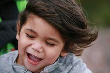 Free Happy Toddler Boy Stock Photos - 6527983