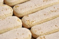 Free Biscuit With Sugar Royalty Free Stock Photography - 6528597