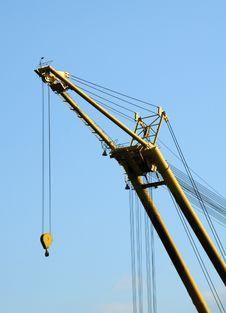Free Crane Royalty Free Stock Photo - 6528805
