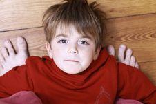 Free Cute Boy Stock Photo - 6528850