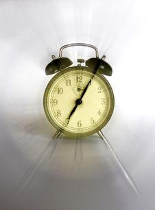Free Ringing Clock Stock Photos - 6529053