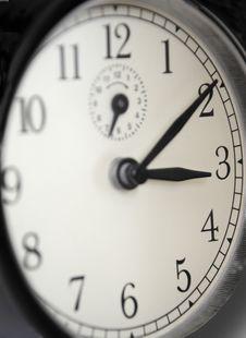 Free Ringing Clock Royalty Free Stock Image - 6529056