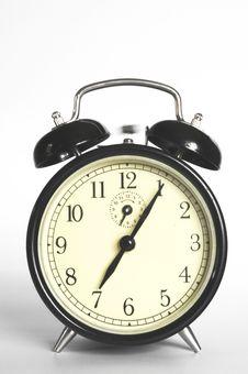 Free Ringing Clock Stock Photos - 6529073