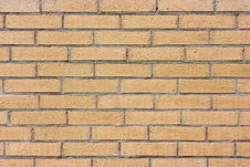 Free Brick Wall Background Stock Photography - 6529402