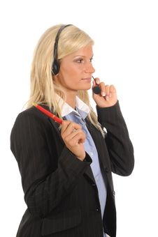 Free Headset Stock Image - 6529581
