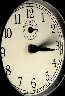 Free Ringing Clock Stock Photos - 6529633
