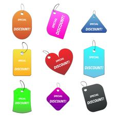 Free Tags - Special Discount Stock Photography - 6529722