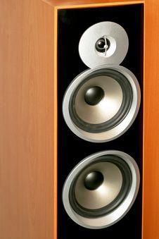 Free Wooden Speakers Stock Photos - 6530563