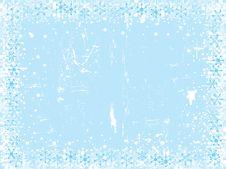 Free Christmas Snowflake Background Royalty Free Stock Image - 6530986
