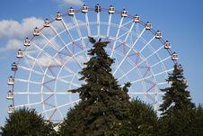 Free Ferris Wheel Royalty Free Stock Photo - 6531165
